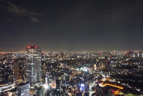 東京 夜景 写真